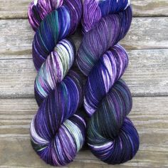 Kaweah We love the texture of this 3-ply 100% Superwash Merino. It is round, bouncy, and knits into beautifully defined and balanced stitches. The yarn is plied firmly to add durability to the fiber's