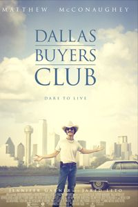 The Dallas Buyers Club - Matthew McConaughey nominated for Best Actor in a Motion Picture, Drama. Jared Leto is nominated for Best Supporting Actor in a Motion Picture