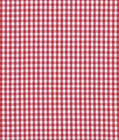 This Red #Gingham #Fabric is a nice backdrop to all of the amazing food on the table at your #summer #picnic, or Memorial Day or 4th of July #BBQ. #tablecloth