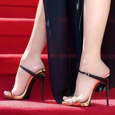 Giuseppe Zanotti Shoes Collection #giuseppezanottiheelsstilettos #giuseppezanottiheelsgold