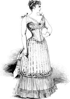 The Vintage Corset - A True Victorian/Edwardian Tea Lover's Corner
