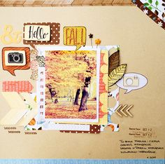 "..Mona.. ""Ready Set Go"" :::American Crafts::: Amy Tangerine:::"