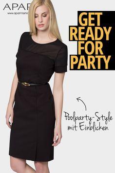Zum Kleid: http://www.apart-fashion.de/kleider/kurze-kleider/70018-kleid.html