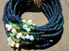 Hey, I found this really awesome Etsy listing at https://www.etsy.com/listing/189237434/the-hollye-multi-strand-bracelet-with