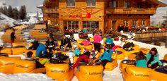"""Skipromotion Zillertal – Lufthansa bringt Wintersportbegeisterte in viele Skigebiete via dem """"Ski-HUB"""" München, made by MASSDREI"""