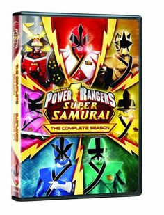 Power Rangers: Super Samurai - The Complete Set (Bilingual) DVD ~ Various, http://www.amazon.ca/dp/B009NYCFD4/ref=cm_sw_r_pi_dp_03DAsb10AWJJJ