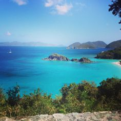 Trunk Bay In St. John, USVI.... Paradise