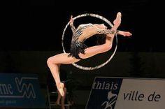 Anna Bessonova | Ukraine #rhythmicgymnastics