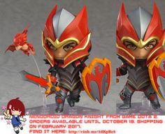 Nendoroid Dragon Knight from DOTA2   #rinkya #japan #fromjapan #DOTA2 #nendoroid