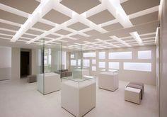 Kwanpen Boutique-by-Betwin Space Design - detalhe de gesso