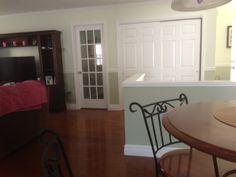 Livingroom after reno