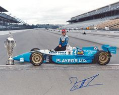 Indy Car Racing, Indy Cars, Indy 500 Winner, 500 Cars, Band On The Run, Indianapolis Motor Speedway, Gilles Villeneuve, American Motors, Vintage Race Car