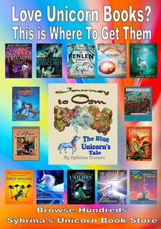 Get them at Sybrina's Unicorn Book Store. Hundreds of unicorn books for all ages by hundreds of unicorn authors. #unicornbooks #unicorntees #unicorngifts I Love Books, New Books, Good Books, Unicorn Books, Unicorn Gifts, 100 Best Books, Music Writing, Bookshelves Kids, Books For Teens