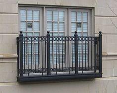 "True Balcony 6"" deck - Juliet option"
