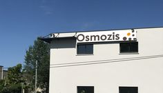 Ecran LED exterieur facade Osmozis