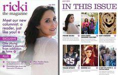 Ricki Lake Magazine
