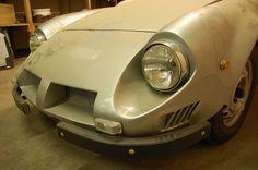 Alfa Romeo Prototipo nose