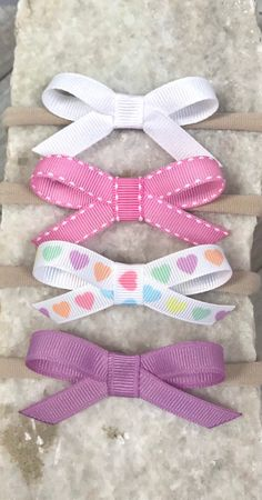 Excellent baby nursery info are available on our site. Check it out and you wont be sorry you did. Baby Girl Headbands, Newborn Headbands, Baby Bows, Baby Newborn, Making Hair Bows, Diy Hair Bows, Hair Scarf Styles, Toddler Bows, Baby Girl Hair