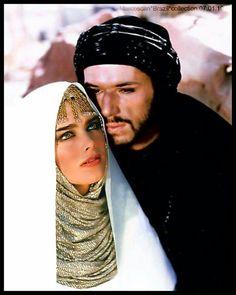 Brooke Shields in Sahara Sahara Movie, Kim Basinger Now, Wilson Movie, Old Film Stars, Muslim Religion, Lights Camera Action, Brooke Shields, Blue Lagoon, Gisele