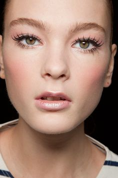 Make up for Elie Saab Haute Couture SS'12