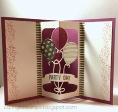 Caring for Stamps: Spring/Summer Catalog Countdown #30: Stampin' Up ~ Balloon Adventures