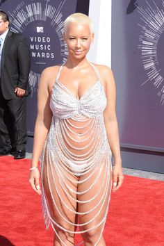 Mtv Video Music Award, Music Awards, Amber Rose, Top Celebrities, Celebrity Dresses, Beautiful Actresses, Beautiful Women, Hollywood, Fashion Outfits