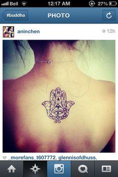 Buddhist tattoo idea