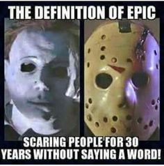 fact, Halloween, and horror image Horror Movies Funny, Horror Movie Characters, Slasher Movies, Scary Movies, Scaring People, Horror Icons, Horror Art, Horror Room, Halloween Movies