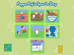 Peppa Pig Sports Day review