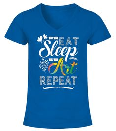 "# EAT SLEEP ART REPEAT SHIRT FOR ARTIST .  EAT SLEEP ART REPEAT SHIRT FOR ARTIST Due to numerous requests, we brought this one back for 7 days onlyIMPORTANT: Only available for a LIMITED TIME, so get yours TODAY! **Choose your Styles, Size, Color then Click ""Add To Cart"" to place your order!Get 2 or more & Save on Shipping!Guaranteed safe and secure checkout via: AMZ PAYMENT 