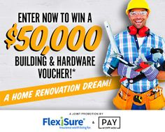 Hey there, I just entered to win a $50k Building and hardware voucher. To enter, visit - http://join.pay.com.au/referfriend/index/74o95XoLndcbvwHIIVrDS97Cs4moy9nc
