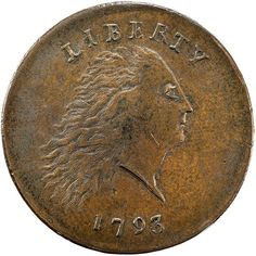 The First U.S.-Minted Penny Was Horrific http://www.mentalfloss.com/article/74975/first-us-minted-penny-was-horrific