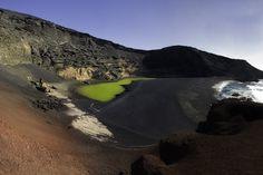 Lanzarote- Volcano sand / beach!
