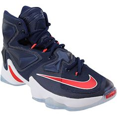 reputable site 3deed 16374 NIKE Men s Lebron XIII Synthetic Basketball Shoe Review