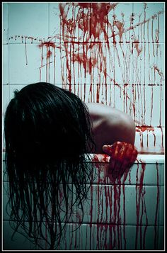 Blood Bath - Horror & Macabre Photo (17825032) - Fanpop
