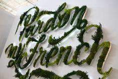 Vegetal Identity - Les graphismes végétaux de 4uatre - Maison & Objet // © Yookô