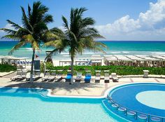 The Royal in Playa Del Carmen an AMAZING 5-Star Adult Only All Inclusive resort. Highly recommend a visit.