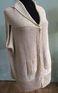 İki Şekilde Giyilen Hırka Yapımı Derya Baykalla | Kadın ve Modaya Dair Her Şey