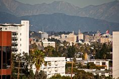West Hollywood near Sunset Blvd.