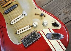 Fender Strat - Levi's Hot Rod Exibition