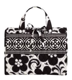 Holds so much-fits all of your travel needs inside- with room to spare!