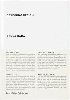 Kenya Hara: Designing Design