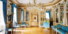 The House of Thurn und Taxis. The Punk Princess Who Restored the Palace at Regensburg  - TownandCountryMag.com