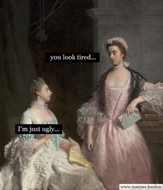 Art 10 Classical Art Memes Thatll Make Art History Fun Again Vintage Humor, Retro Humor, Vintage Art, Classical Art Memes, Stupid Funny Memes, Funny Relatable Memes, Hilarious, Funny Quotes, Art History Memes