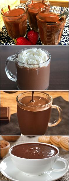 Ideas Chocolate Quente Cremoso For 2019 Chocolate Filling For Cake, Chocolate Cake From Scratch, Chocolate Pie With Pudding, Chocolate Fudge Brownies, Chocolate Mousse Cake, Salted Caramel Chocolate, Chocolate Cake Mixes, Chocolate Muffins, Chocolate Chip Cookies