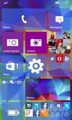 how to change windows 10 start screen background