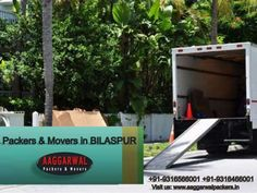 #Call For #Aaggarwal #Packers & #Movers in #Bilaspur To #Shift Easily....