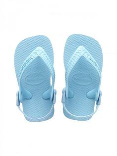 Havaianas Baby Top Light Blue   Sand Dollar Dubai - Beach / Swimwear Online Store