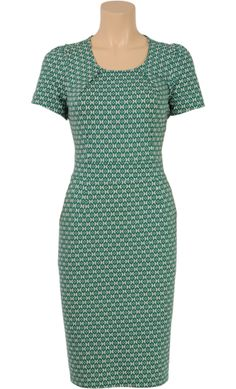 Mona dress Facet everglade (deventer für 85) in D für 99 EUR