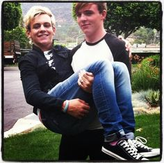 Who needs a limo when u have Ryland??? Lol :) love them